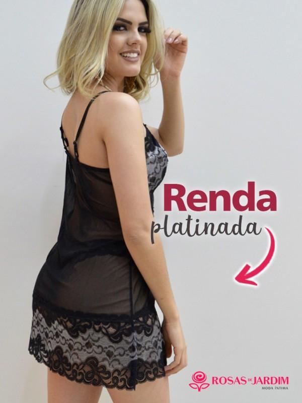 CAMISOLA RENDA REALEZA